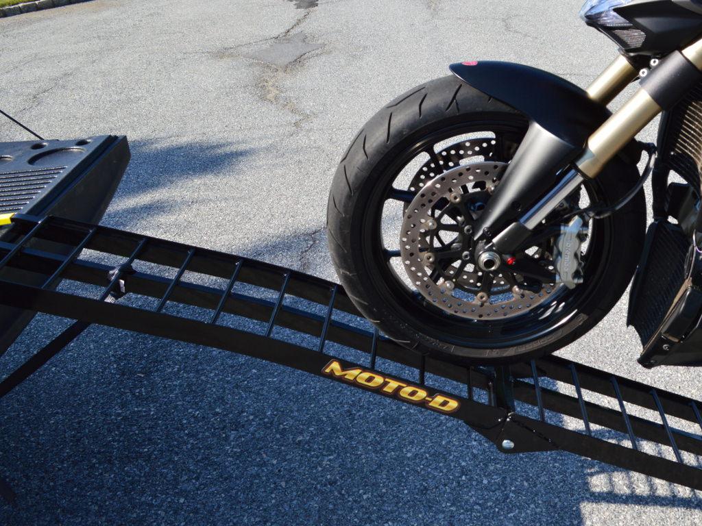 MOTO-D Folding Motorcycle Ramp