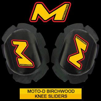 Birchwood MOTO-D Knee sliders