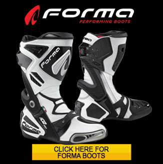 Buy Forma Boots on sale at MOTO-D Racing