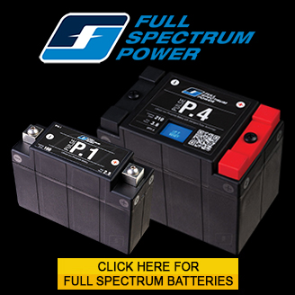 Buy Full Spectrum Power Batteries motorcycle batteries on sale at MOTO-D