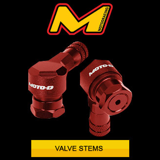 Buy motorcycle valve stems at MOTO-D Racing