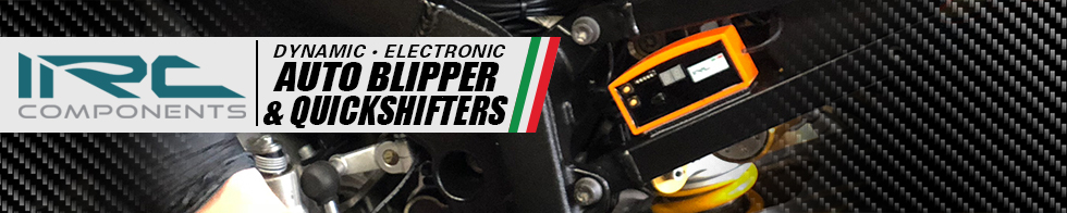 IRC Motorycle Quickshifters & Auto-Blippers: MOTO-D Racing
