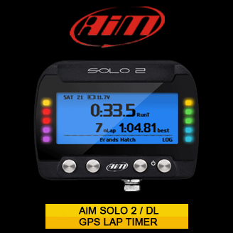 Buy AIM Solo 2 and DL motorcycle lap timers on sale at MOTO-D Racing