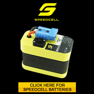 Speedcell light weight batteries Button at MOTO-D
