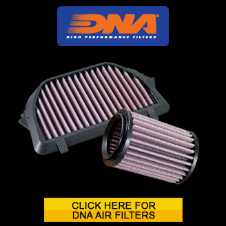 Buy DNA Motorcycle Air Filters on sale at MOTO-D Racing