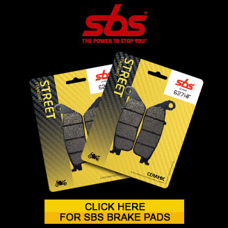 Buy SBS Motorcycle brake pads on sale at MOTO-D Racing