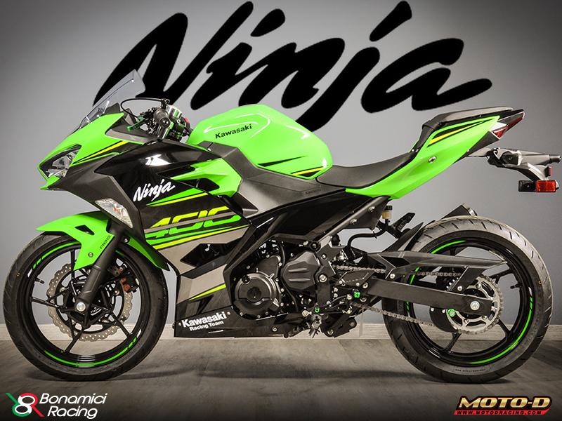 Kawasaki Ninja Upgrades