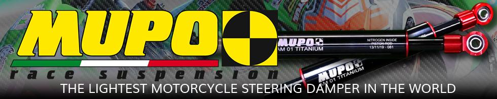 motorcycle steering damper
