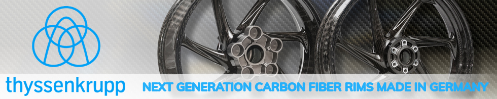 carbon fiber motorcycle rims: MOTO-D Racing