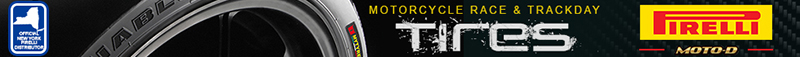 moto-d is the official pirelli race tire distributor for new york