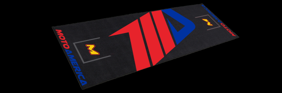 moto-s motoamerica paddock track mat
