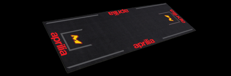 aprilia track mat paddock carpet