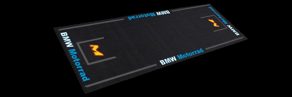 bmw motoradd track mat paddock carpet