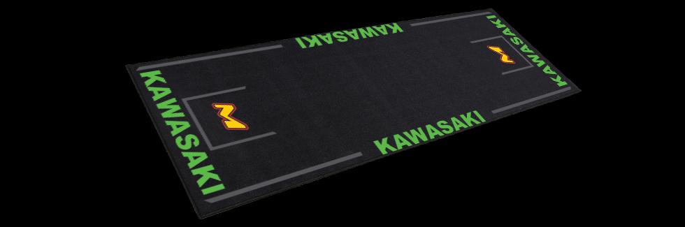 kawasaki moto-d track mat