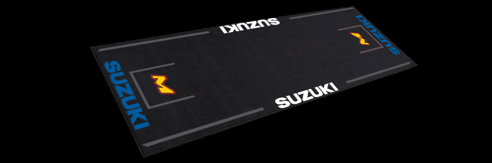 paddock track mat for suzuki motorcycles