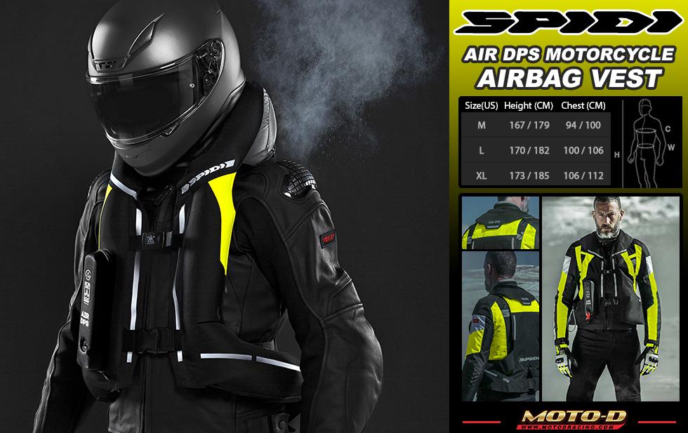 SPIDI DPS Airbag Vest