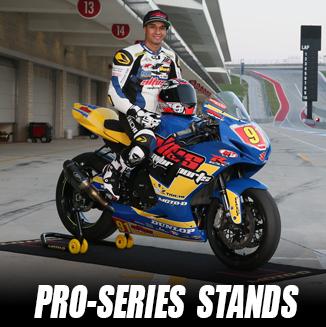 moto-d pro-series stands button