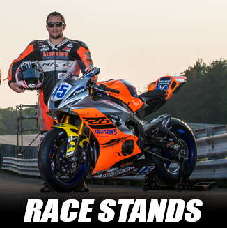 moto-d race stands button