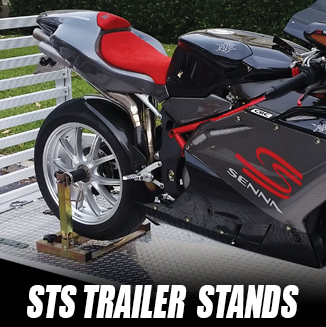 moto-d strapless transport stands button