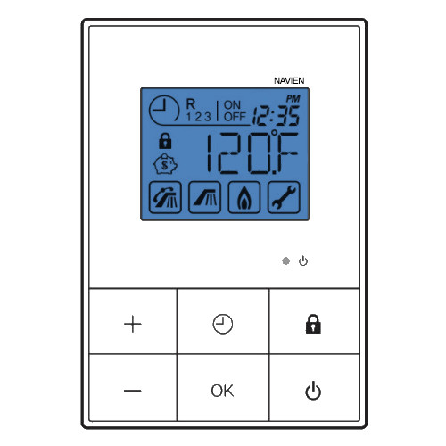 Navien Remote Controller Npe Series My Tankless Water Heater Store