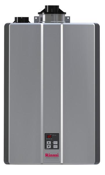 rinnai rur160in sensei indoor natural gas condensing tankless