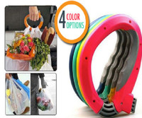 ONE-GRIP Shopping Bags Holder