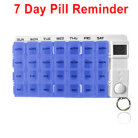 Digital Pill Box Reminder with Alarm