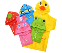 Funny Kids Raincoat