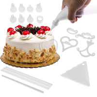 """Pâtissier"" 100 Piece Cake Decorating Kit"