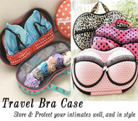 Travel Bra Lingerie Intimates Case Organizer