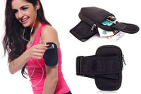 On the Go Armband with Pockets