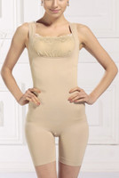 Slimming Bamboo Seamless Body Shaper - 3 Colors