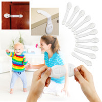 Baby Safety Lock Straps 10 Pcs