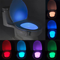 Motion Activated Sensor Bathroom Illumibowl Seat