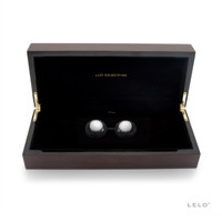 Lelo Luna Beads Luxe - Stainless Steel