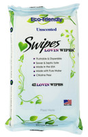 Swipes Lovin Natural Wipes - Unscented