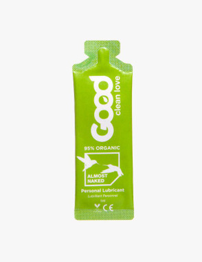 Good Clean Love Almost Naked Organic Lubricant - Sample Size
