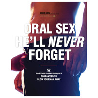 Oral Sex He`ll Never Forget