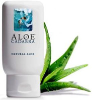 Aloe Cadabra Organic Lubricant - Unscented 2.5oz