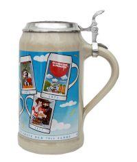 Official Munich Oktoberfest Party Mug 1970 Compilation