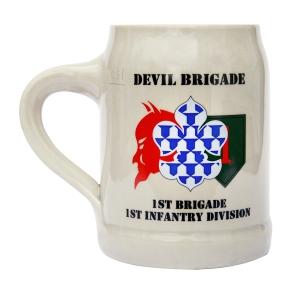 Half Liter Ceramic Beer Mug