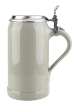 Ceramic 1 Liter Beer Stein