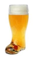 Personalized Custom 1 L Boot Beer Glass Mug