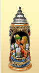 Oktoberfest 200th Anniversary Beer Stein German Lovers Design