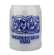 Hacker Pschorr Brewery Beer Mug .5L