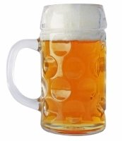 Custom Etched Personalized German Beer Mugs