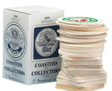 German Brewery Coasters 100 Pack