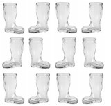 Beer Boot Shot Glass 12 pack