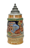 Drink Beer and Learn to Fly Beer Stein