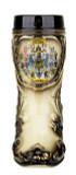 German Ceramic Beer Boot 0.4 Liter Mug